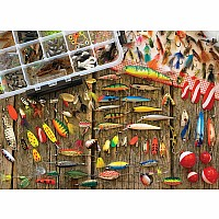 Fishing Lures - 1000 Pieces