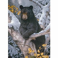 Black Bear - 1000 Pieces