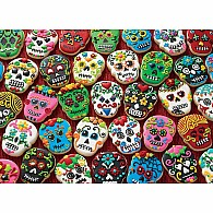 1000 pc Sugar Skull Cookies