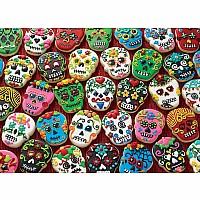 Sugar Skull Cookies - 1000 Pieces
