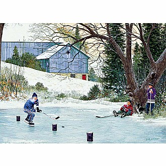 Hockey Drills (Cobble Hill - 500pc)