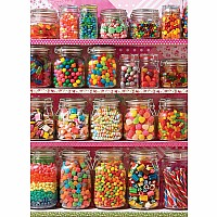 Candy Shelf - 500 Pieces