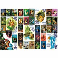 Nancy Drew Mysteries - 500 Pieces
