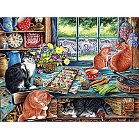 Cats Retreat (275 Pc Easy-Handling)