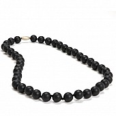 Chewbeads Necklace - Jane - Black