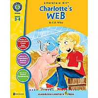 Charlotte's Web (E.B. White) - Novel Study