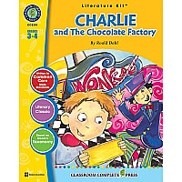 Charlie & The Chocolate Factory (Roald Dahl) - Novel Study