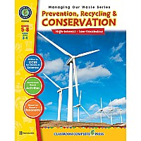 Prevention, Recycling & Conservation