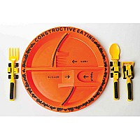 Set of 3 Construction Utensils