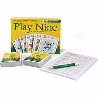 Play Nine the Gard Game of Golf