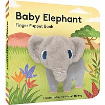 baby Elephant finer puppet