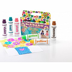 Do-A-Dot Art 6 Pack Brilliant Washable Markers