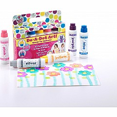 Do-A-Dot Art 5 Pack Royal Shimmer Washable Markers