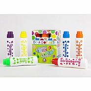 DO-A-DOT ART SCENTED JUICY FRUITS MARKERS
