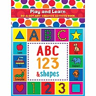 D-A-Dot Art Play & Learn Activity Book