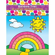 Do-A-Dot Art Rainbow Trail Activity Book