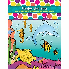 DO-A-DOT ART SEA ANIMALS ACTIVITY BOOK