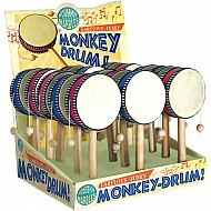 Monkey Drums - Music
