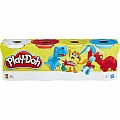 Playdoh Classic Color 4 pack assortment