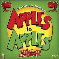 Apples to Apples Jr