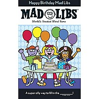 Madlibs, Happy Birthday