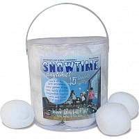 Continuum Games Snowtime Snowballs 15 pack