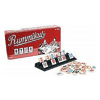 Rummikub in Retro Tin