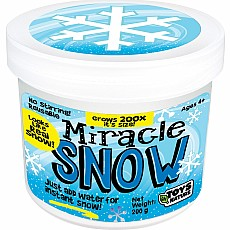 Miracle Snow Jar