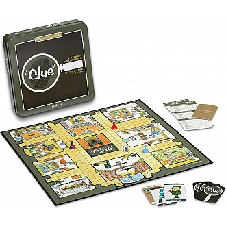 Nostalgia Tin-Clue