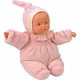 "11"" Babi Corolle Babipouce Pink Striped Doll"