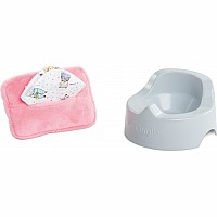 Potty & Wipe Set