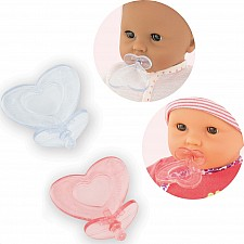 "BB12"" Pacifiers - Set Of Two"