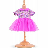 "Corolle 12"" Dress - Pink Sweet Dreams"