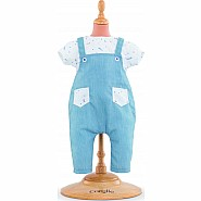 "COROLLE 12"" T-Shirt & Overalls"
