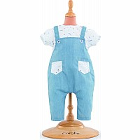"12"" T-Shirt & Overalls"