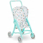"Bb12"" Stroller - Turquoise"