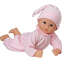 Mon Premier Baby Calin Charming Pastel Baby Doll