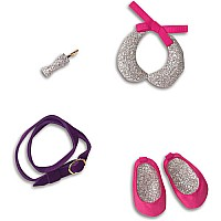 Corolle Les Cheries Paris Party Accessories Set