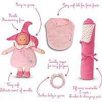 Corolle Mon Doudou Corolle Birth Set with Pink Elf