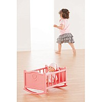 Corolle Mon Premier Baby Doll Cradle