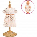"Corolle Mon Premier Pink Gold Dress (12"")"