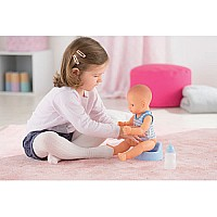 Corolle Mon Classique Paul Drink-and-Wet Bath Baby Doll