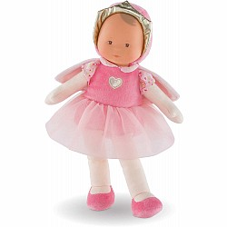 Corolle Mon Doudou Corolle Princess Pink Cotton Flower