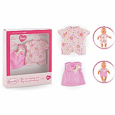 Corolle Mini Calin My Mini Pink Dressing