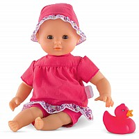 Corolle Bebe Bath Flowers Doll