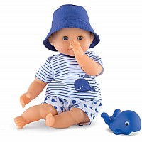 Bebe Bath Boy Doll Corolle