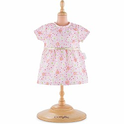 Dress - Pink For 12 Doll