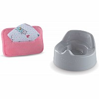 "BB12"" Potty & Wipe Set"