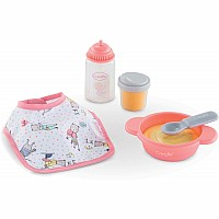 "BB12"" Mealtime Set"