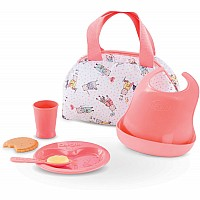 "BB14"" & 17"" Mealtime Set"
